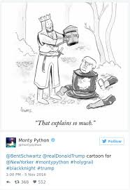 cartoonists around the world react to donald trump becoming