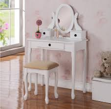 White Vanity Table With Drawers White Vanity Table Will Look Beautiful And Luxurious Beauty Home