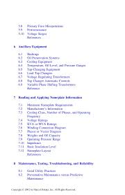 power transformers principles and application