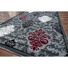 Modern Gray Rugs Amazing And Grey Area Rug Designs Inside Gray Rugs Ordinary
