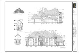 Luxurious Home Plans by Luxury Home Plans