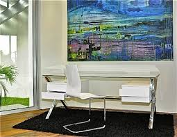 Contemporary Office Desk by Beautiful L Shaped Desk With Hutch In Spaces Other Metro With L