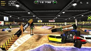 monster truck race track monster truck destruction review pc