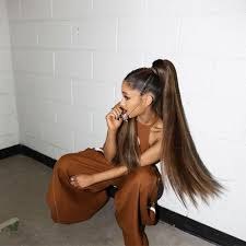 photos of arians hair ariana grande returns to brunette hair and adds dramatic extensions