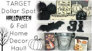 target dollar spot u0026 homegoods halloween fall decor haul 2016