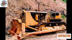 caterpillar d8 tractor