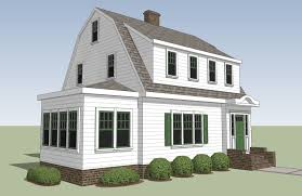 exterior design inspiring wooden home design with gambrel roof plans