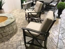 Patio Furniture Dimensions Patio Furniture