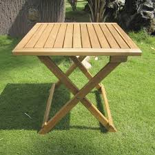 hardwood folding square table 50cm u2013 uk u0027s no 1 garden