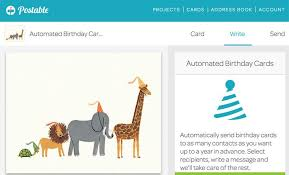 send birthday card how to send gifts and greeting cards on time every time pcmag