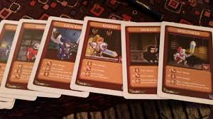 rogue legacy the card from pax east 2015 roguelegacy