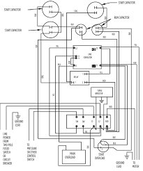 single phase motor wiring diagrams carlplant