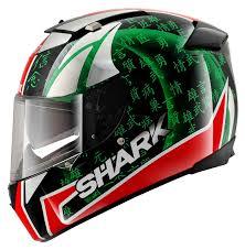 speed r sauer shark speed r sykes replica helmet size xl only revzilla