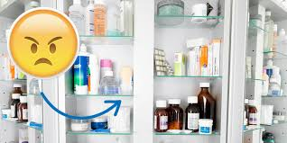 Organize Medicine Cabinet Places You Forget To Declutter Pro Organizer Clutter Tips