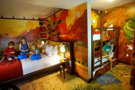 themed rooms just opened ninjago themed rooms at legoland hotel