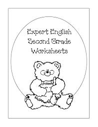 expert english second grade worksheets answer key expert english