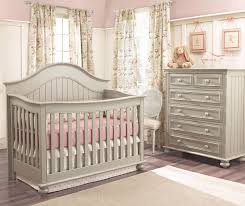 White Carpet Bedroom Ideas Decorating Dark Grey Wooden Munire Crib With Pink Bedding On
