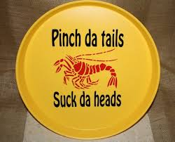 personalized trays 7 best cricut crawfish trays images on serving trays