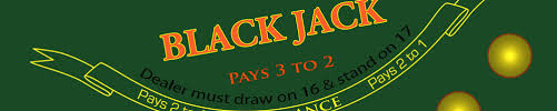 Black Jack Table by Blackjack Table Felt Layout