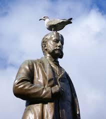 statue of alexander bannatyne stewart funeral services