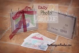 Flip Photo Album Holiday Gift Ideas Diy Photo Flip Calendar Oh The Things We U0027ll