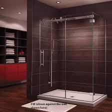 40 Shower Door Fleurco Shower Door Novara In Line Door And Panel Nov26036 11 40