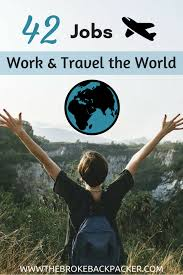 travelling jobs images 42 best travel jobs to make money traveling in 2018 png