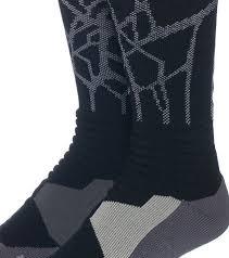Nike Hyper Elite Quarter Socks Nike Lebron Hyperelite Basketball Sock Black Jimmy Jazz