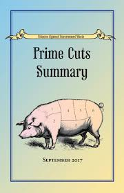 2017 prime cuts citizens against government waste
