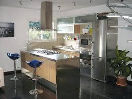 plan de travail inox cuisine plan de travail inox cuisine cuisine ardoise et bois 2 plan de