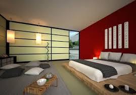 d馗oration japonaise chambre 12 lits style japonais pour une chambre à coucher contemporaine
