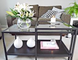 Ikea Vittsjo Coffee Table by Coffee Table Styling U2013 Edenfound