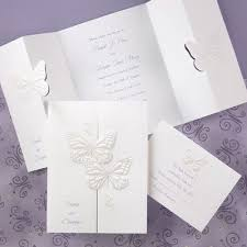 How To Design Your Own Wedding Invitations Butterfly Wedding Invitation Cloveranddot Com