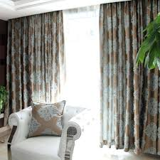 light blue striped curtains cream brown striped curtains home the honoroak