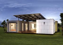 contemporary modular home designs with awesome garden view home
