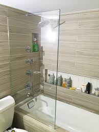 Shower Door Bathtub Shower Splash Guard Everything You Need To About Glass