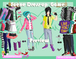 emo dress up games emo dress up game by andorea chan on deviantart