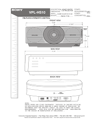 home theater measurements download free pdf for sony vpl hs10 projector manual