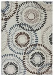 mohawk home area rugs huxley anemones starch 5 u00273x7 u002710