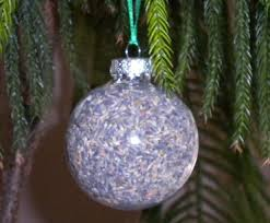 lavender christmas decorations homemade christmas decorations