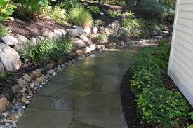 Grading Backyard Drainage Drainage Solutions Horizon Landscape Company