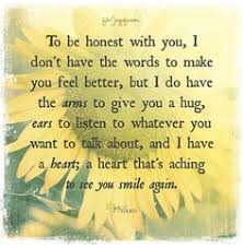 Words To Comfort Grief Words Of Support And Comfort Card Sympathy Pinterest