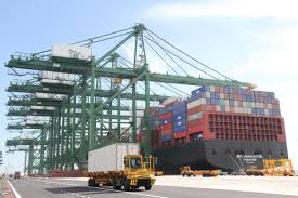the world u0027s transshipment hub psa singapore automates crane