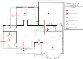 fire evacuation floor plan do you have an emergency evacuation plan smartdraw blog