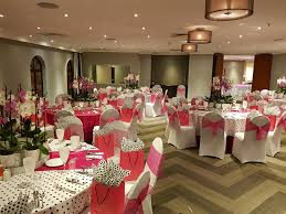 event decor pink and polka dot womans day event decor sa event decor
