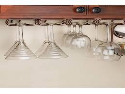 wine glass rack shelf u2014 all home decor diy a wine glass rack