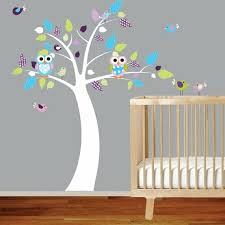Nursery Owl Wall Decals Wall Decal Great Ideas For Baby Room Decals For Walls Nursery