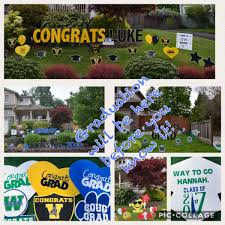 graduation signs it s never soon order your graduation signs now yard