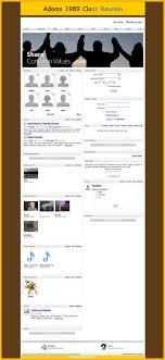 class reunions website drive75 free class reunion space