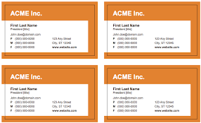 free business card templates download top form templates free